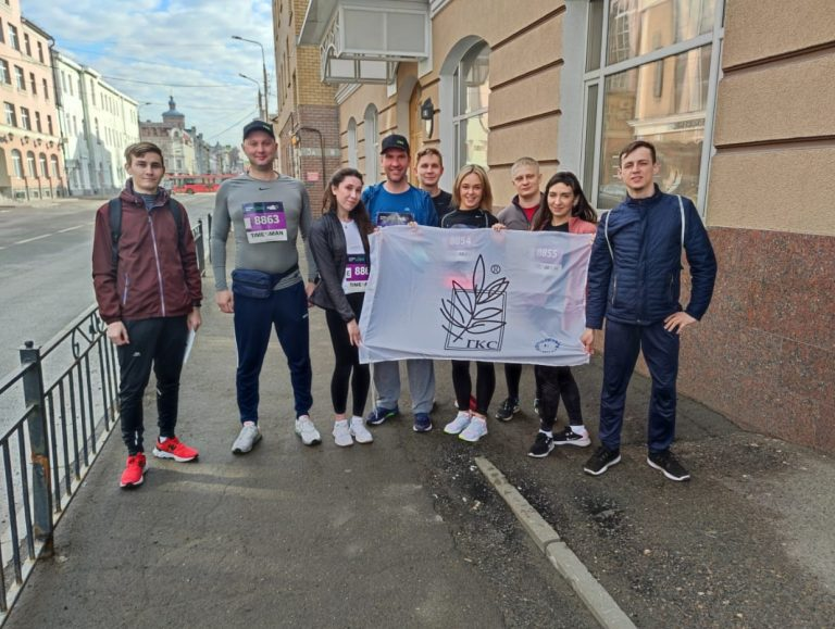 Казанский марафон – 2021