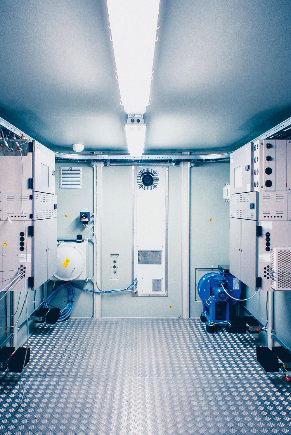 Системы жидкостного и газового анализа