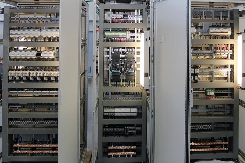 Автоматизированные системы управления энергообеспечением