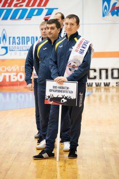 Кубок НПП «ГКС» 2018 — «НОВАТЭК-Юрхаровнефтегаз»