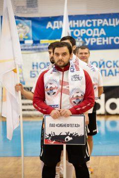Кубок НПП «ГКС» 2018 — «Сибнефтегаз»