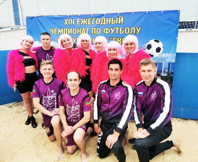 Победа за победой: кубок НПП «ГКС» по пляжному футболу наш!