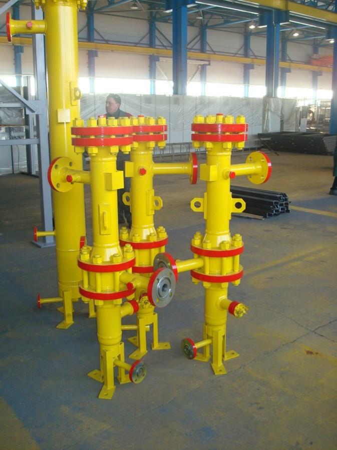 Фильтрационное и сепарационное оборудование