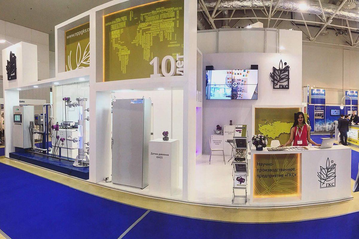 Передовые разработки НПП «ГКС» на 16-й международной выставке «НЕФТЕГАЗ-2016»