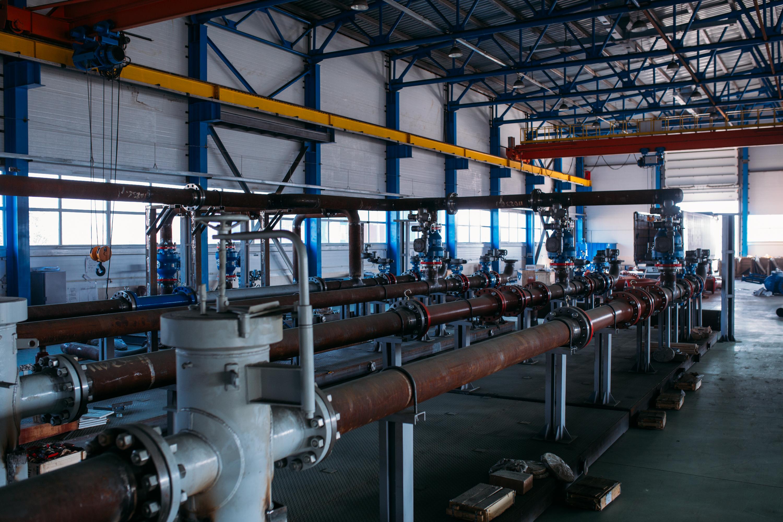 Система измерения количества и показателей качества углеводородных газов