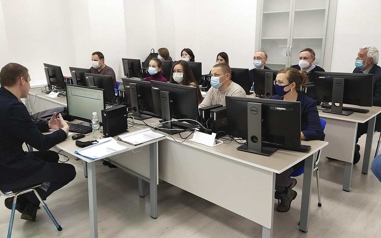 Специалисты НПП «ГКС» провели занятия с сотрудниками кафедр ИУАИТ КНИТУ-КХТИ